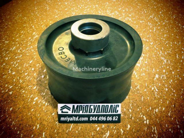 Italiya kachayushchie rezinovye porshni 180mm Mekbo (MECBO) pièces de rechange pour pompe à béton
