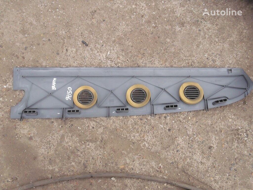 Nakladka-vozduhovod peredney paneli RH Scania pièces de rechange pour camion