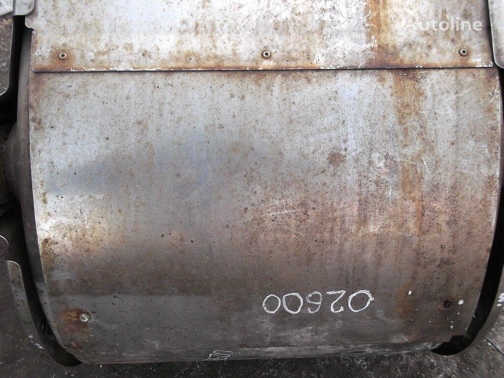 Zashchita glushitelya DAF pièces de rechange pour camion