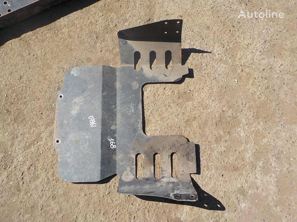 Zashchita dvigatelya nizhnyaya MAN pièces de rechange pour camion
