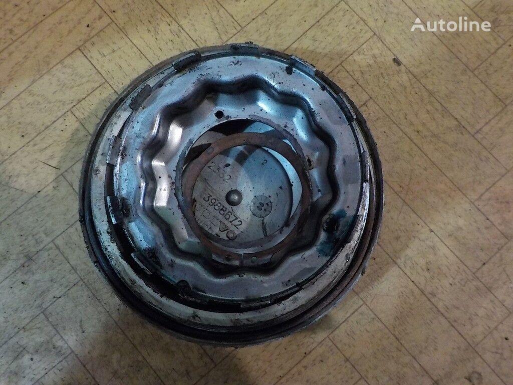 Kryshka plity dvigatelya MAN D2066 pièces de rechange pour camion