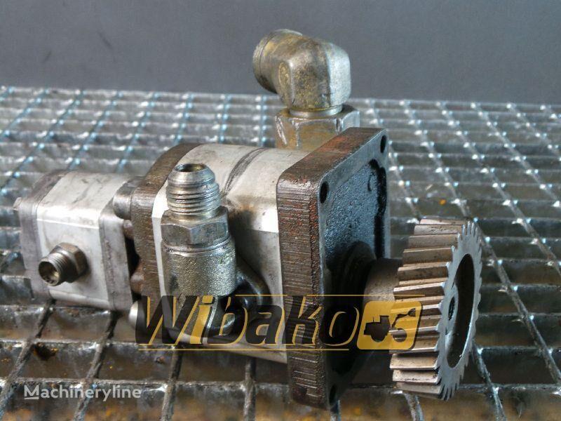Gear pump Bosch 0510665079 pièces de rechange pour 0510665079 excavateur