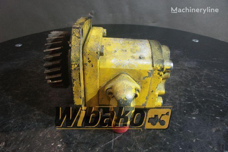 Gear pump Bosch 0510666004 pièces de rechange pour 0510666004 excavateur