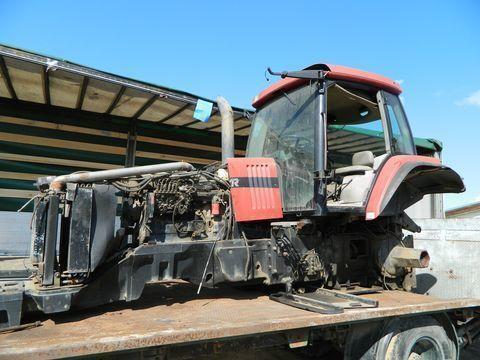 b/u zapchasti / used spare parts pièces de rechange pour CASE IH MX 200 MAGNUM tracteur
