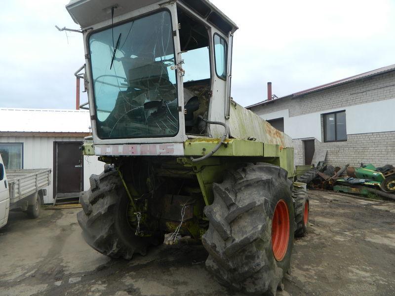b/u zapchasti/ used spare parts pièces de rechange pour CLAAS JAGUAR 690 cueilleur de maïs