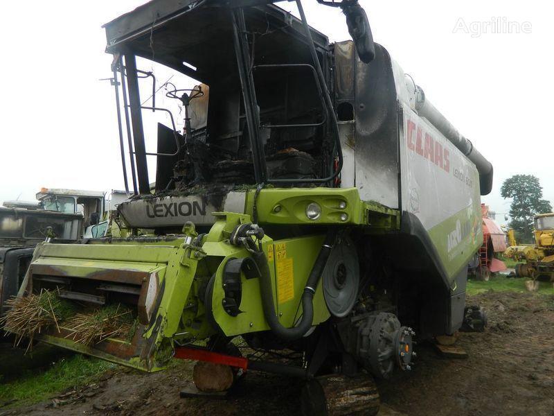 b/u zapchasti/ used spare parts pièces de rechange pour CLAAS LEXION 600 moissonneuse batteuse après accident