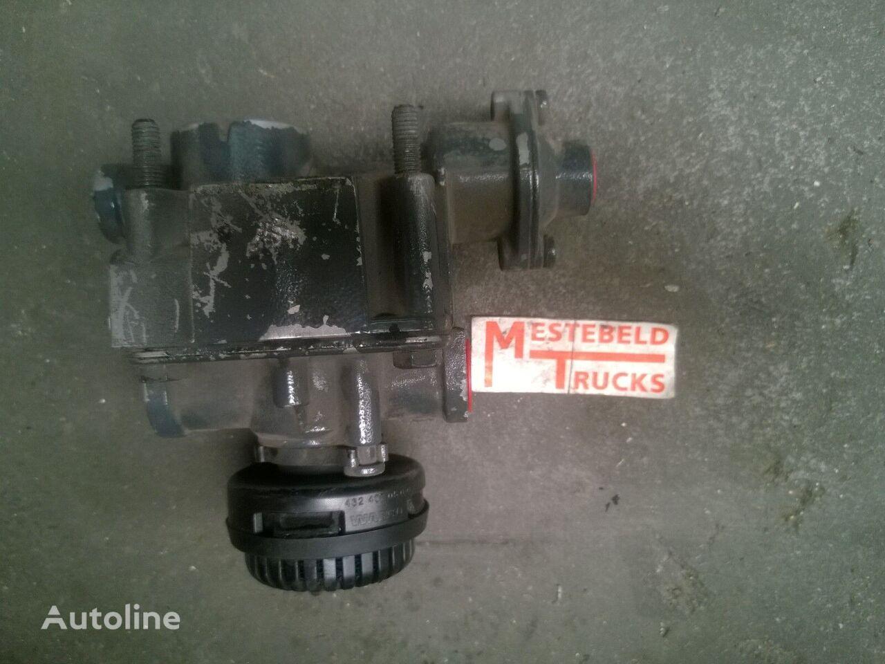Relaisventiel leeg-last pièces de rechange pour DAF Relaisventiel leeg-last camion