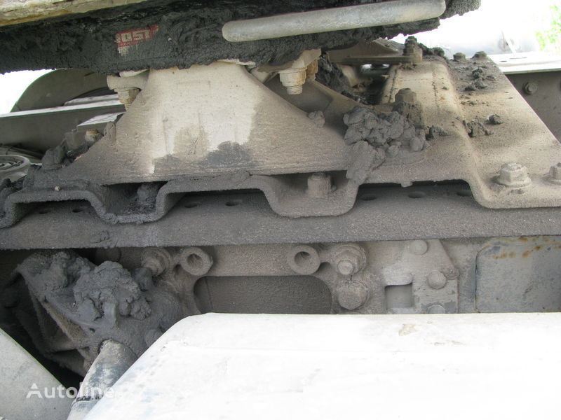 Gofra sedla pièces de rechange pour DAF XF,CF tracteur routier