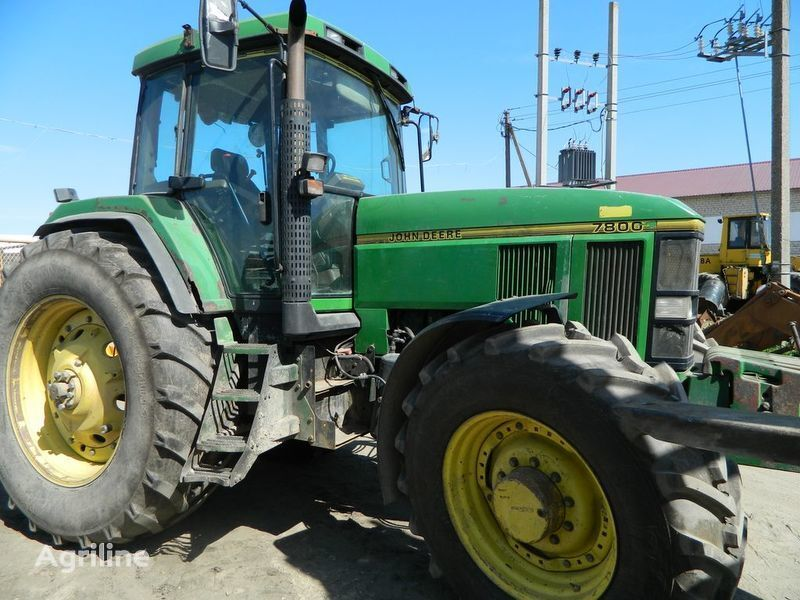 b/u zapchasti / used spare parts pièces de rechange pour JOHN DEERE 7800 tracteur