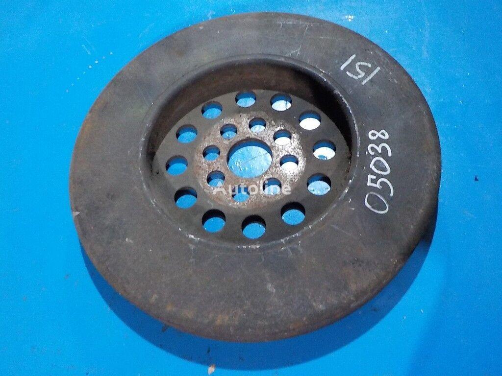 Dempfer dvigatelya pièces de rechange pour MAN camion