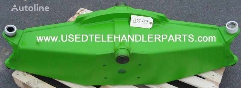 MERLO použité náhradní díly pièces de rechange pour MERLO chargeur sur pneus