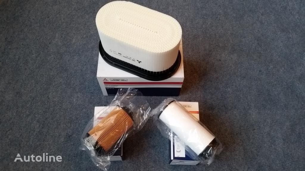 - FILTERS KIT- FILTRY ZESTAW pièces de rechange pour MITSUBISHI CANTER FUSO 2012  camion neuf