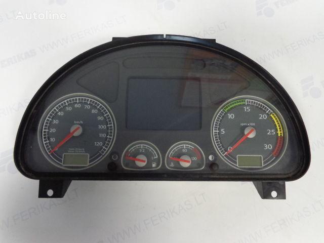 Siemens VDO Instrument cluster dashboard 504276234, 504226363 (WORLDWIDE DELIVERY) planche de bord pour IVECO STRALIS Euro 5 tracteur routier
