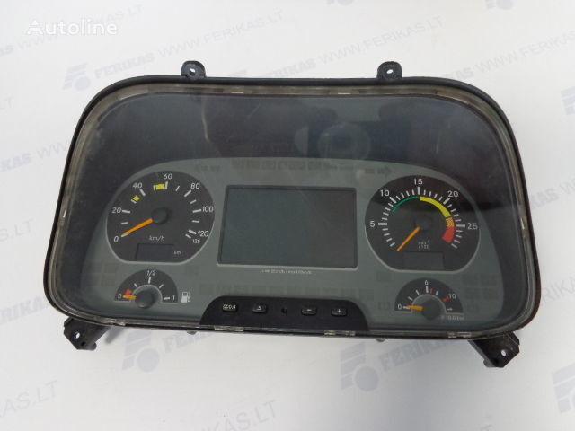 VDO speedometer dash Mercedes MB 0024467421, 0024460621, 0024461321, 0024461421, 0024469921 planche de bord pour MERCEDES-BENZ Actros camion