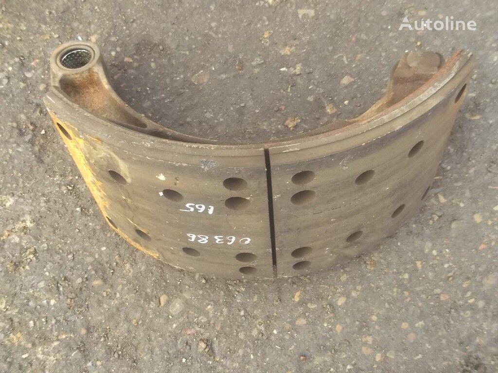 Kolodka barabannogo tormoza Mercedes Benz plaquettes de frein pour camion