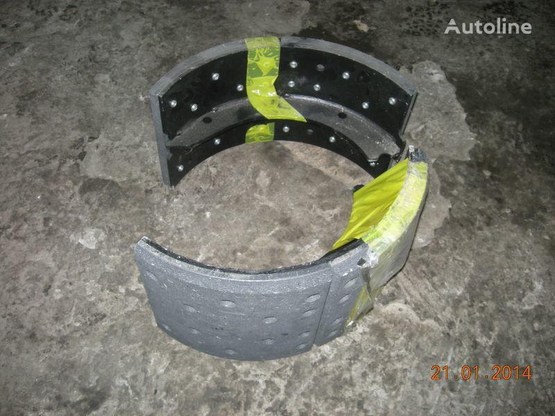 IVECO BARABANNYE 2991759 19091 1906410 plaquettes de frein pour IVECO tracteur routier neuf