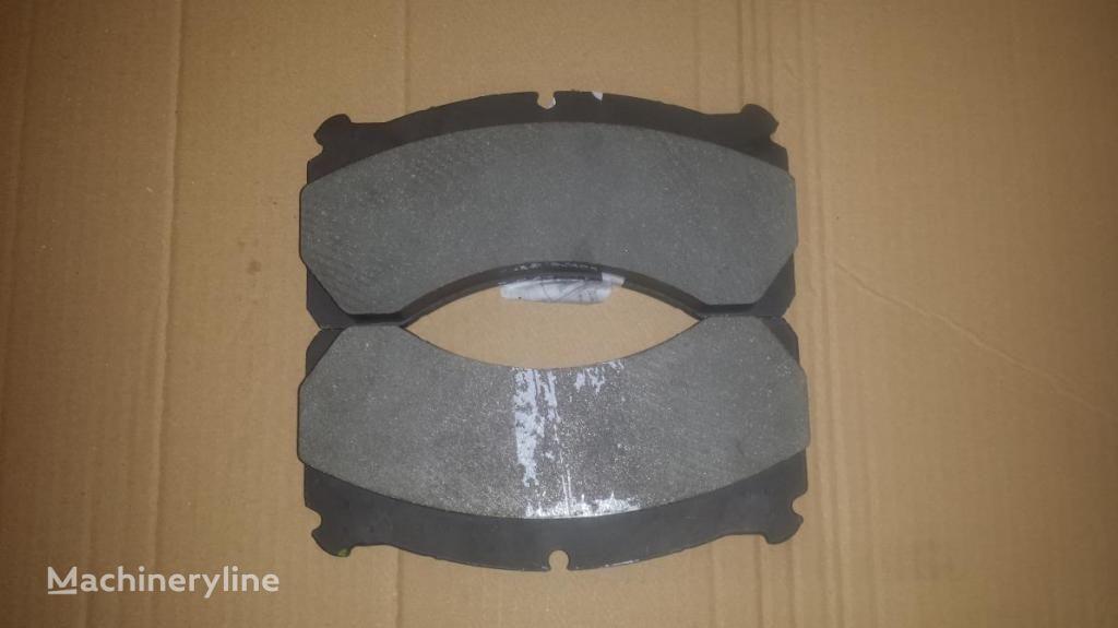 plaquettes de frein pour MOXY MT31 moxy MT26 Moxy MT36 klocki hamulcowe tombereau articulé