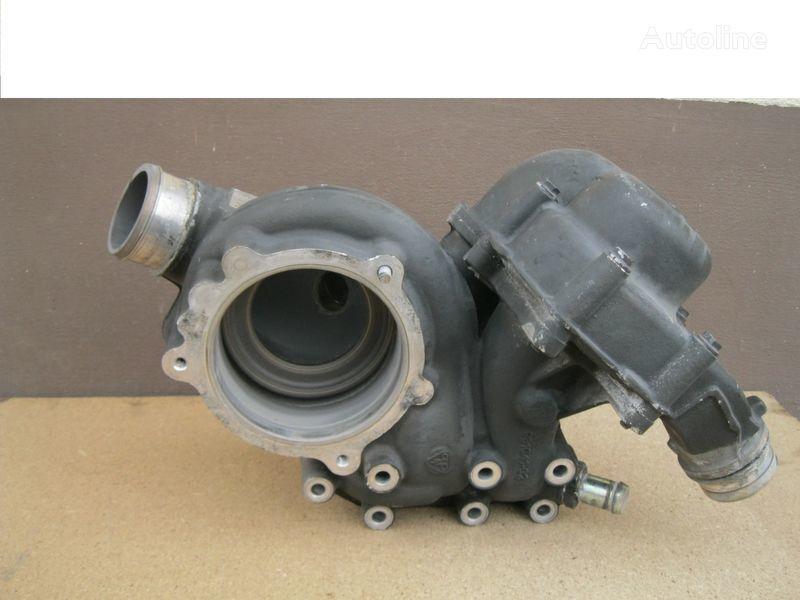 WODY - OBUDOWA pompe de refroidissement moteur pour DAF XF 105 tracteur routier