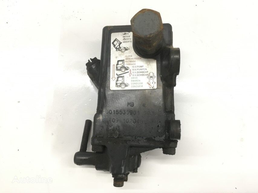 pompe de refroidissement moteur pour MERCEDES-BENZ Cabinekantelpomp Axor tracteur routier