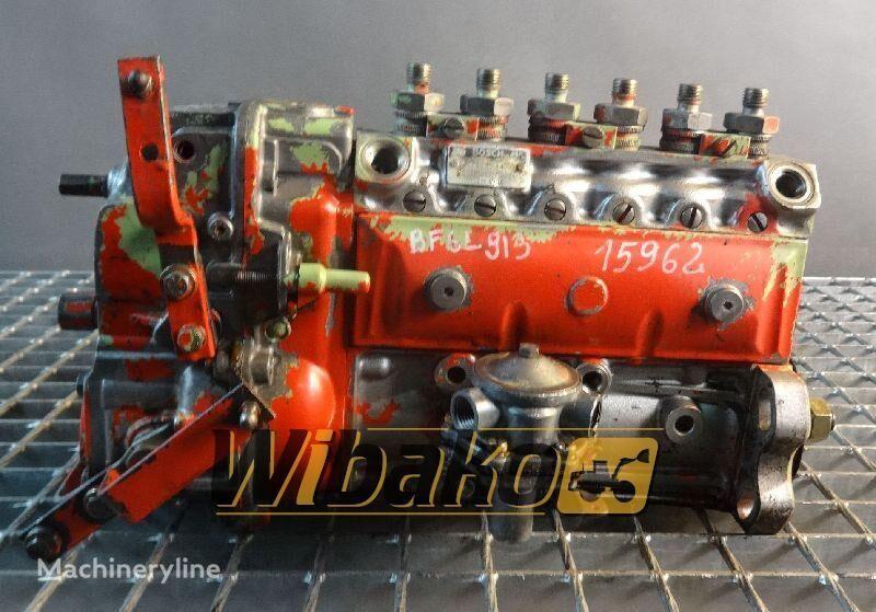 Injection pump Bosch 0400866076 pompe d'injection pour 0400866076 (PES6A85D410/3RS2415) excavateur
