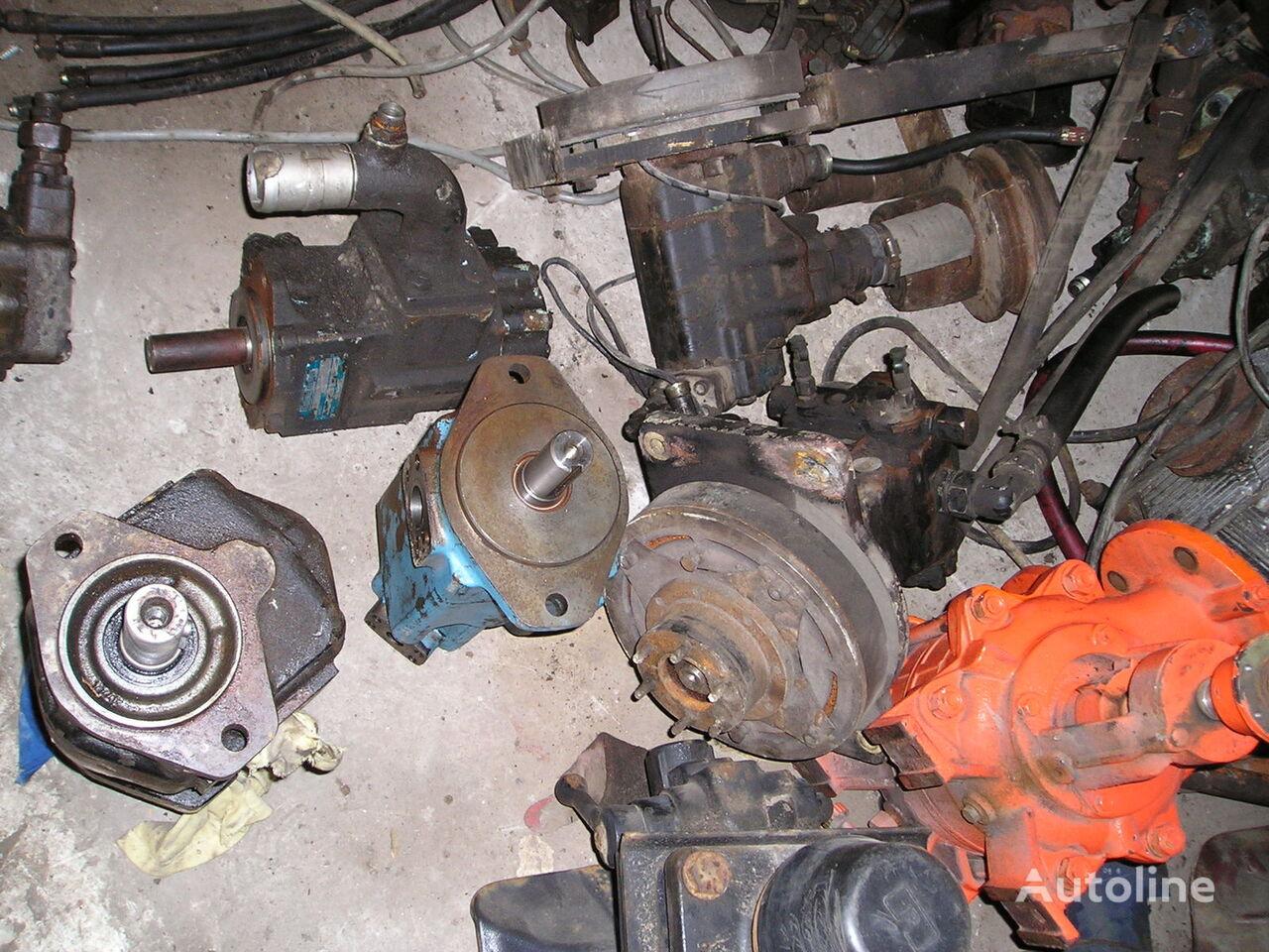 pompe à huile pour camion
