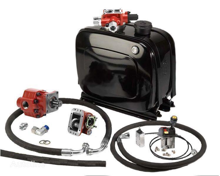 Italiya, Portugaliya, Turciya Komplekt gidravliki pompe hydraulique pour camion neuf