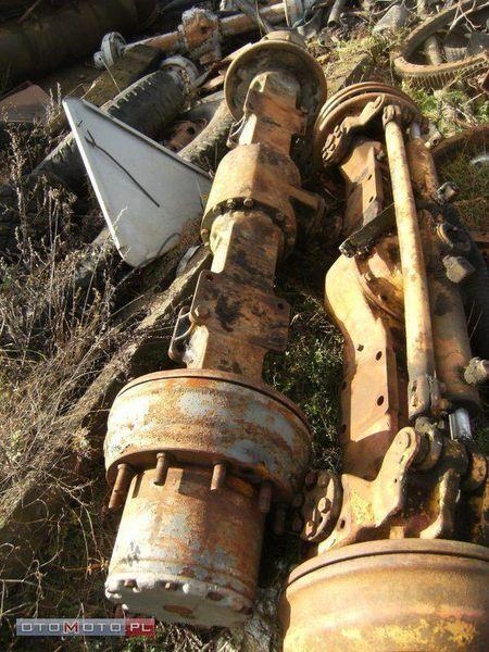 pont pour ATLAS excavateur