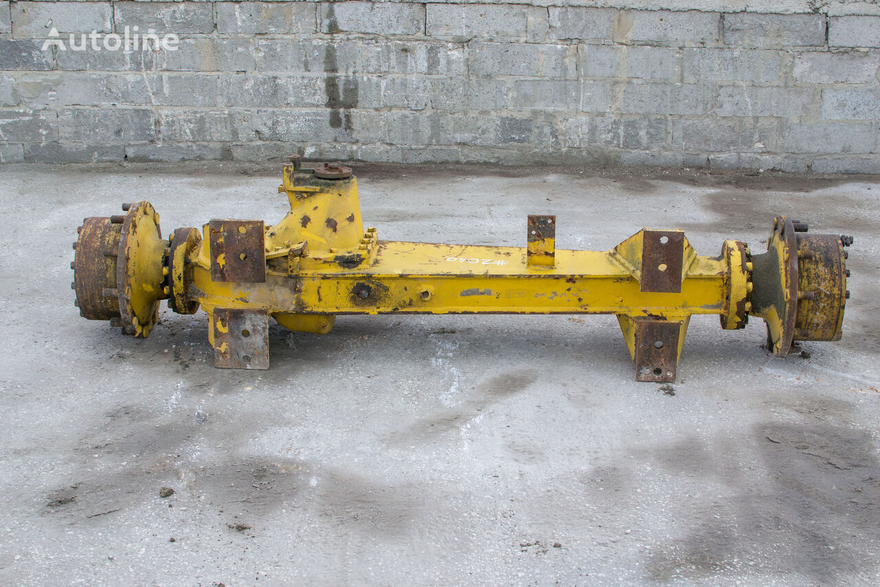 KRAMER pont pour KRAMER chargeur sur pneus