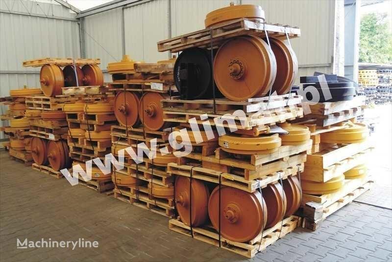 poulie de tension pour / HANOMAG D600 / matériel de TP neuf