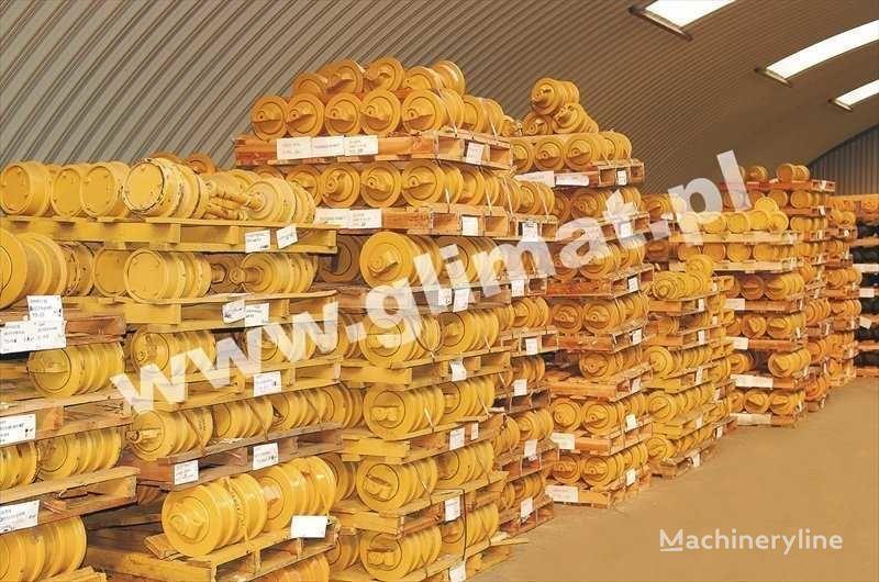 poulie de tension pour JCB ROLKA jezdna / rolka dolna / JCB JS200 ; CASE 9020 , 9030 ROLKA excavateur neuf