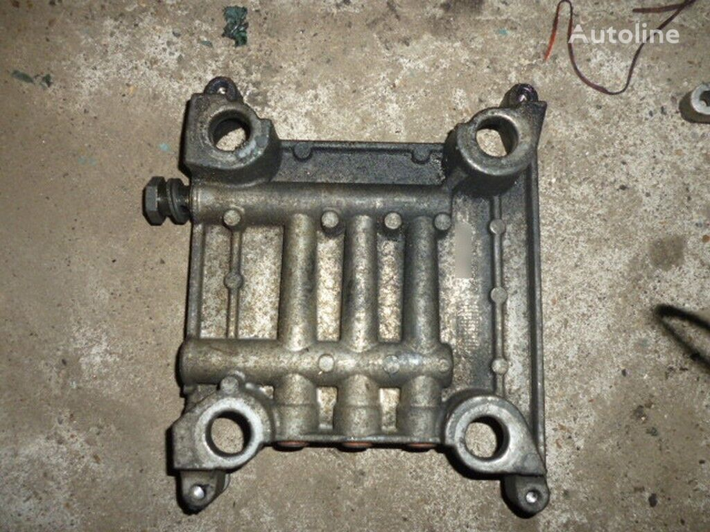 toplivnyy (bloka upravleniya dvigatelem) Scania radiateur de refroidissement pour camion