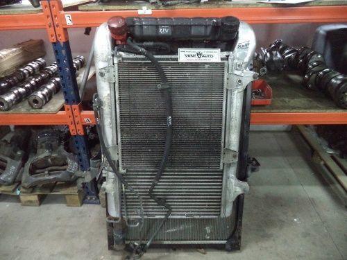 DAF radiateur de refroidissement pour DAF XF 105 tracteur routier