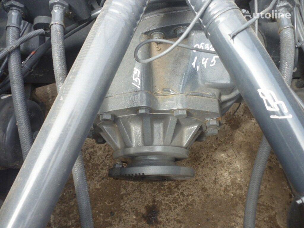 zadnego mosta Iveco Trakker 1.45 24/35 réducteur pour camion