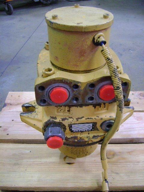 Motore di rotazione réducteur de rotation pour LIEBHERR autre matériel TP