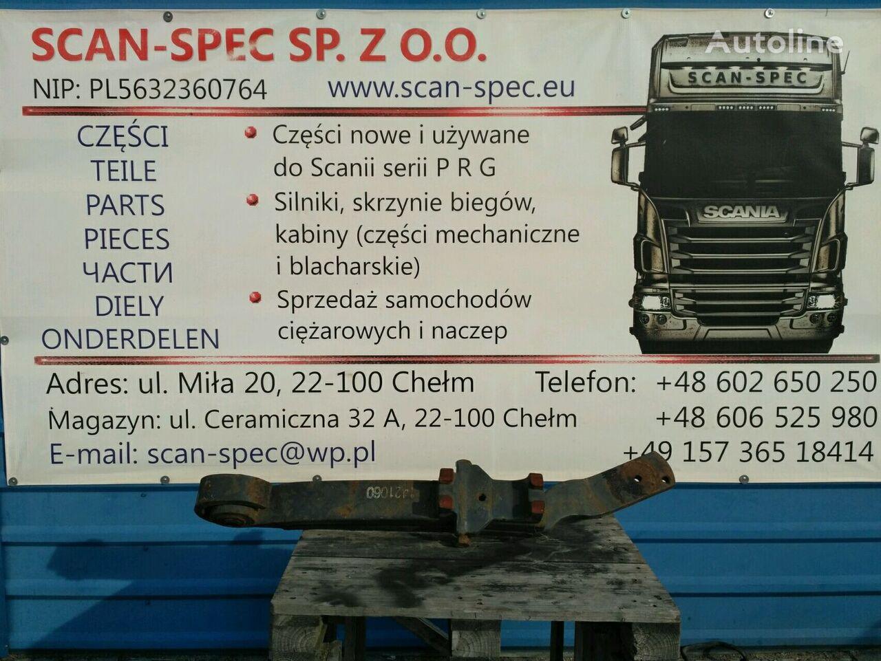 SCANIA 1421060 Lewa strona RH ressort à lame pour SCANIA SERIE 4 / R tracteur routier