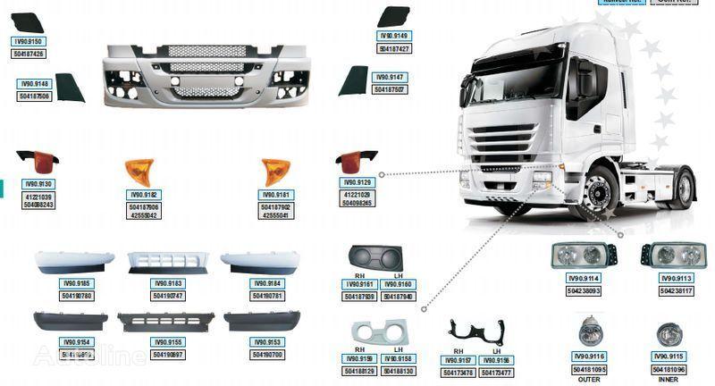 COVIND revêtement pour IVECO STRALIS tracteur routier neuf