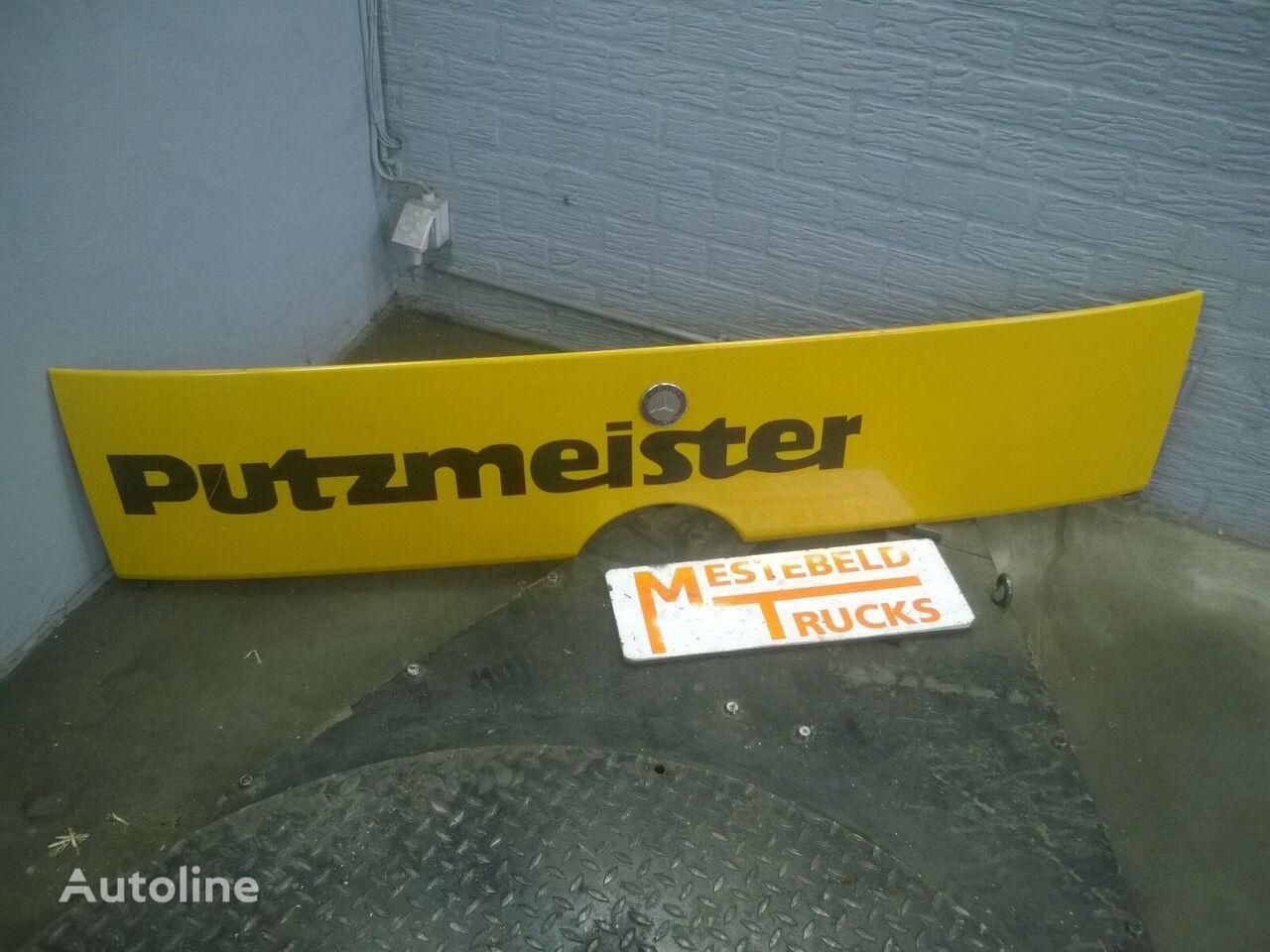 revêtement pour MERCEDES-BENZ Frontplaat boven grille tracteur routier