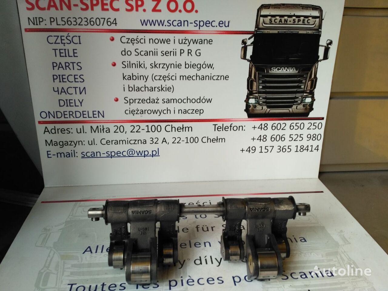 SCANIA Popychacz Rolkowy soupape pour SCANIA P G R tracteur routier