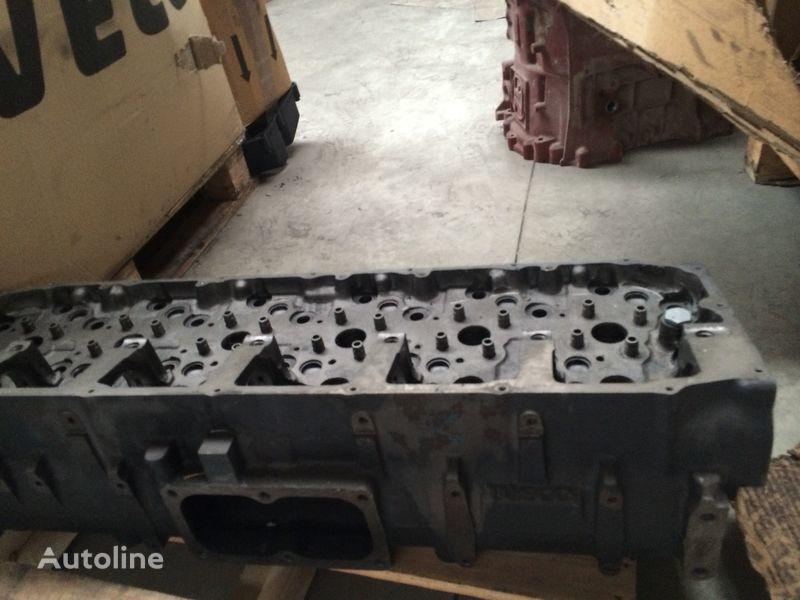 IVECO tête de cylindre du moteur pour IVECO STRALIS CURSOR 10 tracteur routier