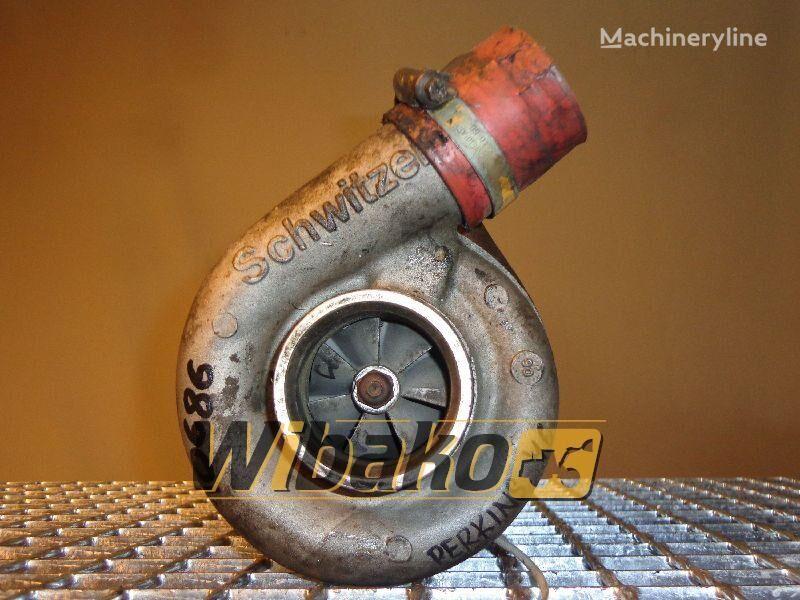 Turbocharger Schwitzer 2674A154 turbocompresseur pour 2674A154 (20H90-00260) autre matériel TP