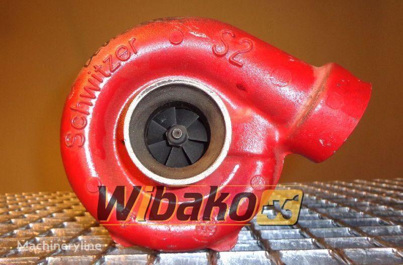 Turbocharger Schwitzer 52A1570 turbocompresseur pour 52A1570 (180096-0914) autre matériel TP