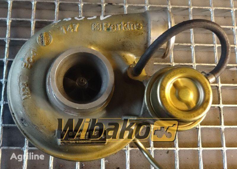Turbocharger Perkins M24 turbocompresseur pour M24 (2674A200) moissonneuse batteuse