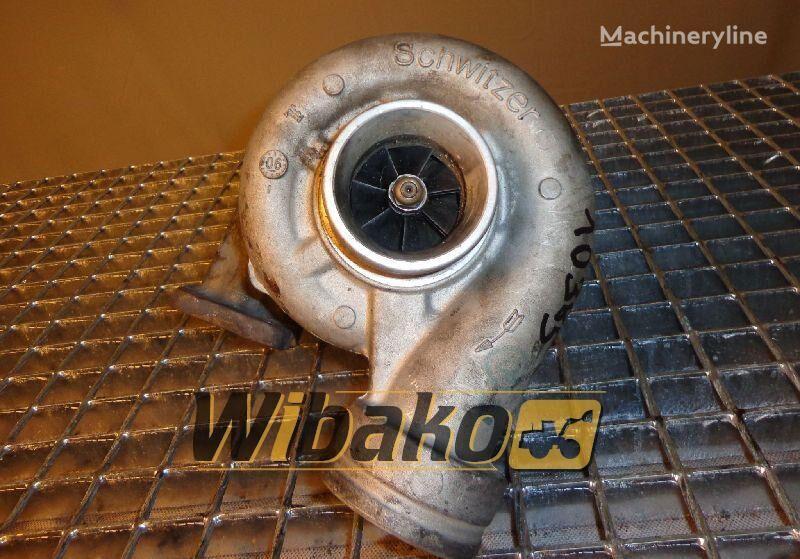 Turbocharger Schwitzer S2B148K turbocompresseur pour S2B148K (19F06-0784) excavateur