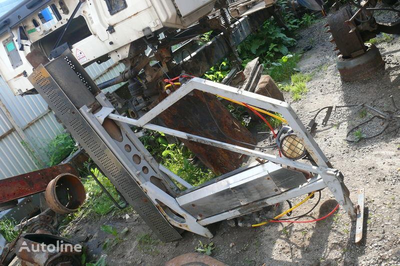 Sistema gazovyvoda tuyau d'échappement pour DAF XF,CF tracteur routier