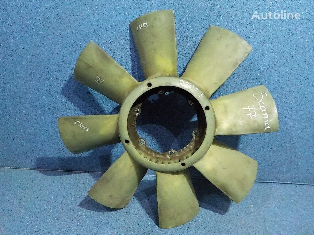 Gidromufta s krylchatkoy Scania ventilateur de refroidissement pour camion