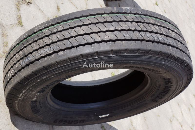 Doublestar FRONT STZ / EU CERTIFY / EXPORT / 0,00 VAT 315/80 R 22.50 pneu camion neuf