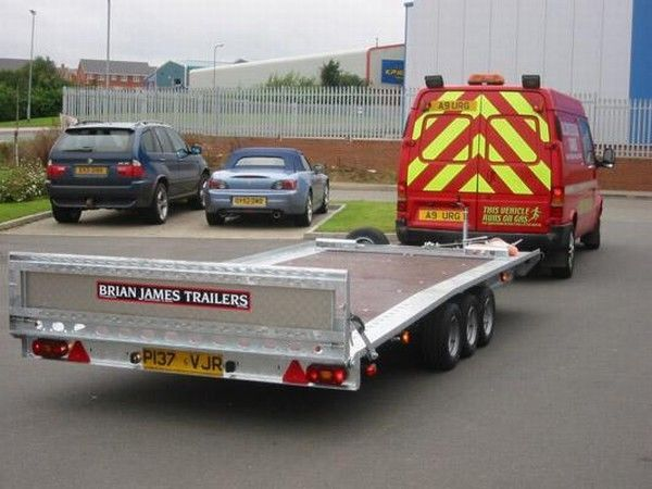 T Car Transporter Hire