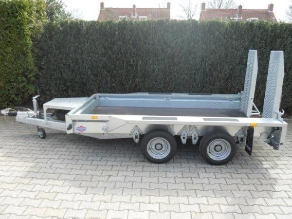 vente aux ench res de ifor williams gx106 3 5t plant trailer remorques porte voitures remorque. Black Bedroom Furniture Sets. Home Design Ideas