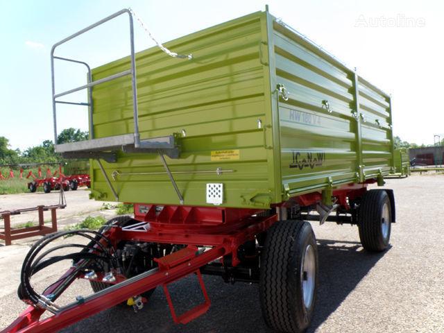 CONOW HW 180 Dreiseiten-Kipper V 4 remorque transport de céréales neuf