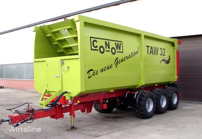 CONOW TAW 32 remorque transport de céréales neuf
